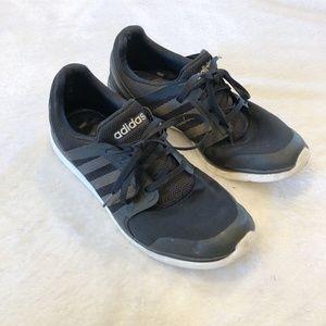 Adidas | Black Classic Sneakers Sz 7.5